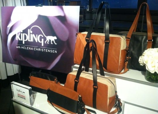 Helena Christensen for Kipling