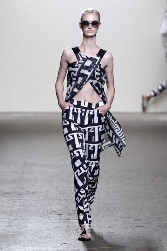 Zero Maria Cornejo RTW Spring Summer 2014 New York Fashion Week September 2013