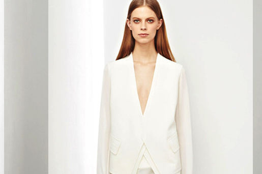 A Peek Inside Donna Karan Pre-Fall