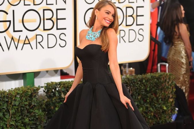 We List Our Favorite Red Carpet Looks From The Golden Globes