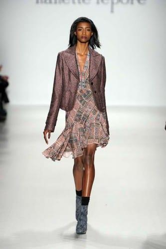 Nanette Lepore Unveils Fall 2014
