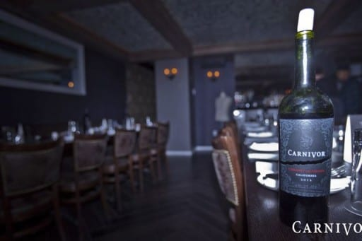 An Intimate Dinner With Carnivor Cabernet