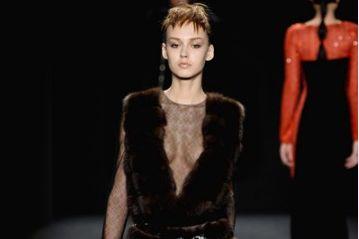 New York Fashion Week: Carmen Marc Valvo Fall 2014