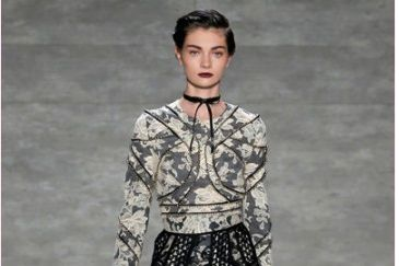 New York Fashion Week Preview Of Zimmermann Fall 2014