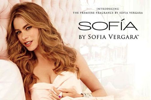 Sofia Vergara Launches New Scent Exclusively On HSN