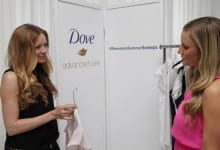Erin Walsh and Dove