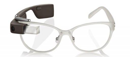 DVF Goes Into Smart Eyewear With Google Glass