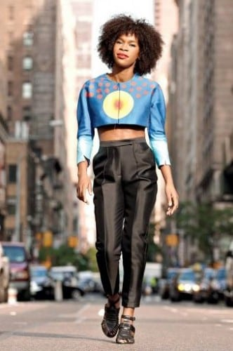 Fashion Magazine Essence Celebrates Street Style At NYFW