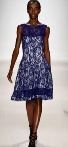New York Fashion Week: Tadashi Shoji Spring 2015 Collection