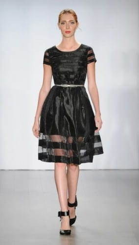 New York Fashion Week: Elle Runway Collection For Kohl's