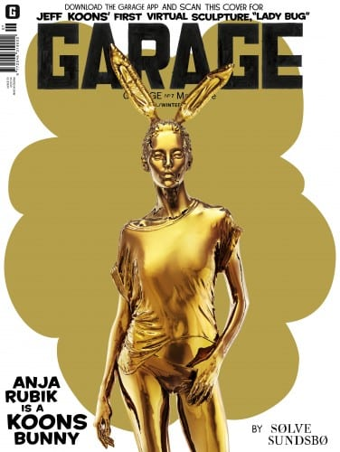 Garage Magazine Hits Newsstands With Latest Issue