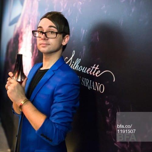Fashion Designer Christian Siriano Launches New Scent
