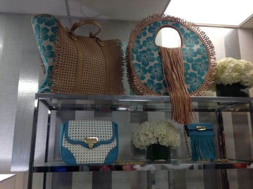 Dee Ocleppo Unveils Spring 2015 At New York Fashion Week