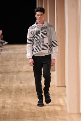 New York Fashion Week: Perry Ellis Spring 2015 Collection