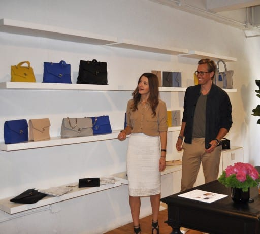 We Visit Ela Handbags For Spring 2015