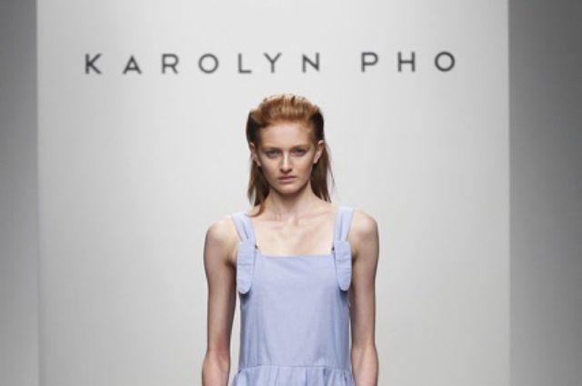 New York Fashion Week: Karolyn Pho Spring 2015