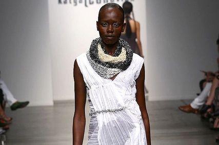 New York Fashion Week: Katya Leonovich Spring 2015