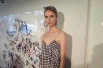 Designer Whitney Pozgay Unveils Whit Spring/Summer 2015 At NYFW