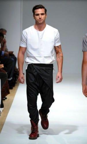 New York Fashion Week: Fashion Gallery's Menswear Collective