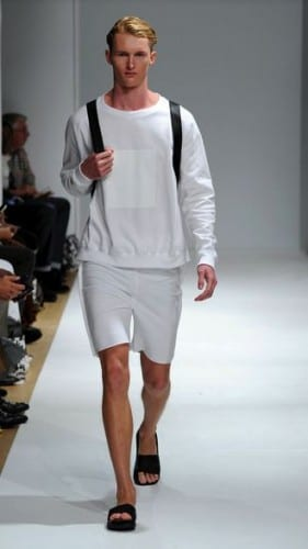 New York Fashion Week: Fashion Gallery's Menswear Collective
