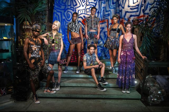 Fashion Label Studmuffin Reveals Spring 2015 Men's & Women's Collection