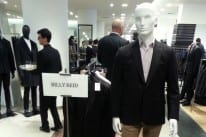 Saks Fifth Avenue Hosts A Night of Contemporary Tailored Clothing