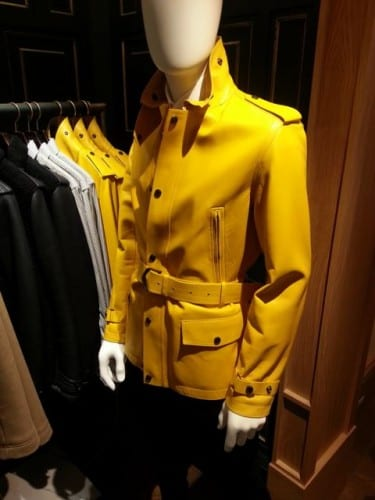 Kent andCurwenPresents Spring/Summer 2015 collection