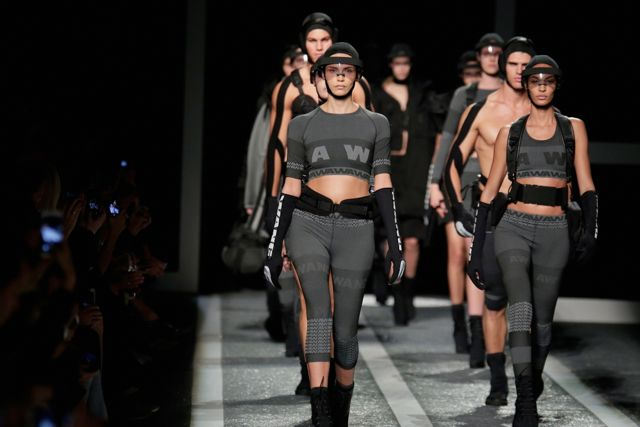 The Alexander Wang x H&M Collection Has Arrived