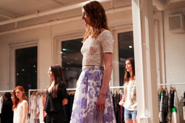 The Unveiling Of French Connection Spring/Summer 2015