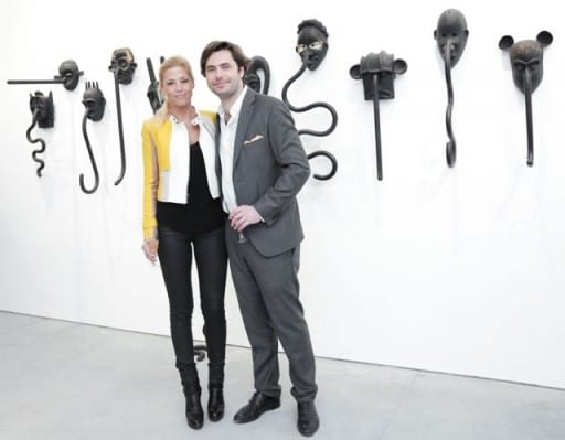 RICHARD TAITTINGER GALLERY Opening of Sinthome