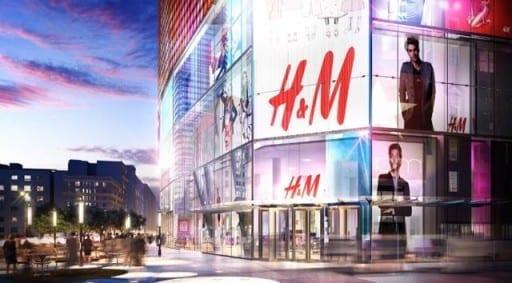 H&M herald square