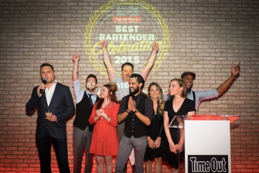 Time Out Magazine Combed The Streets For The best bartender in NYC