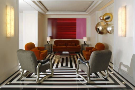 The Mark Hotel-Lobby Lounge-Photographer Todd Eberle-HiRes