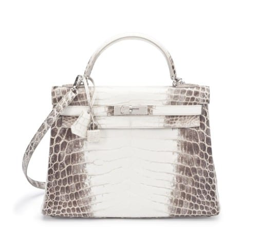 Christie's Inaugural Auction Of Handbags in New York