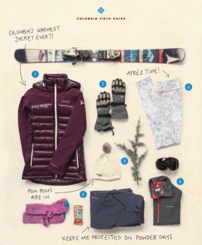 Image of Columbia Sportswear Tested Tough