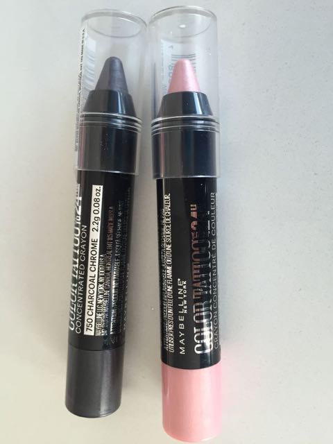 Maybelline Color Tattoo Crayon