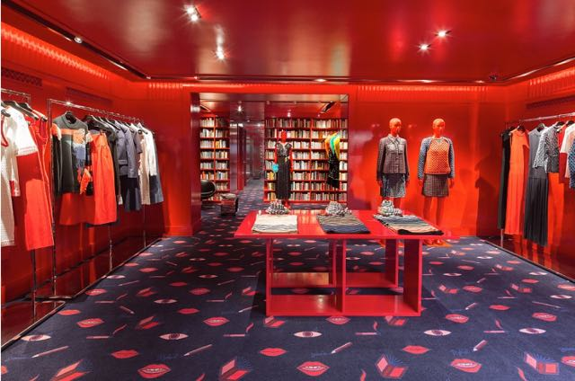 Sonia Rykiel Opens in Manhattan