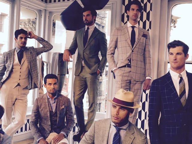 Suit supply Spring 2016