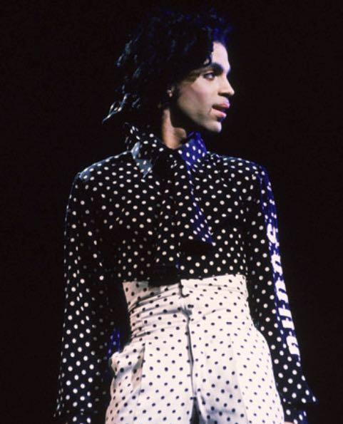 Prince's Top Fashion Looks