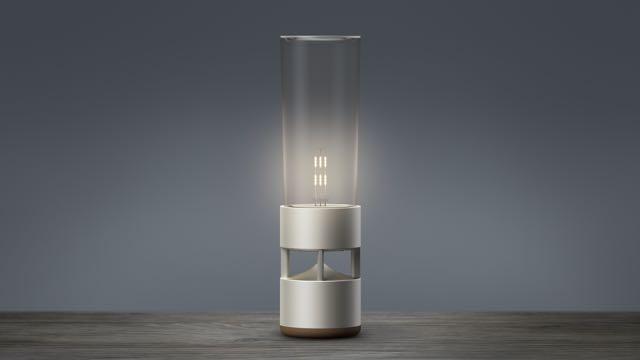 Sony Life Space UX Glass Sound Speaker