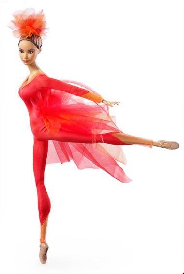 Barbie Unveils Misty Copeland Doll