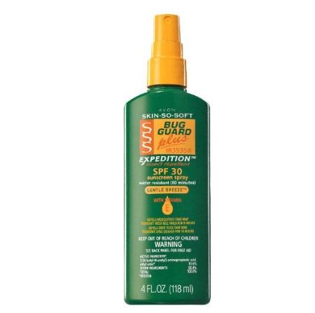 The Best Mosquito Repellant
