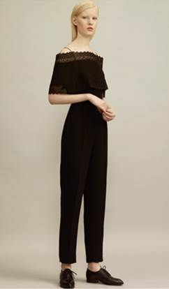 Yoga Azrouël Jumpsuit from Pre-Fall 2016