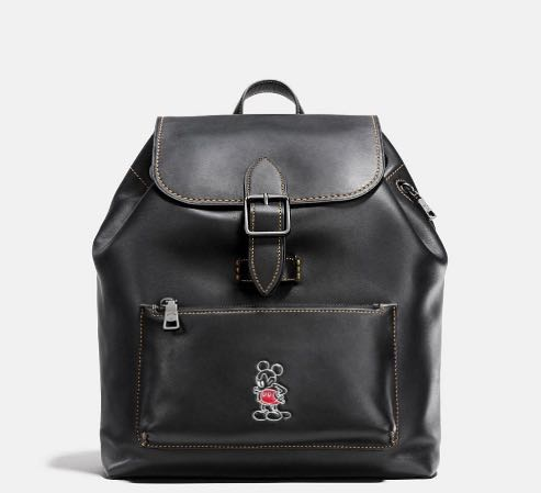 f3c9a4fe Disney x Coach Unveil Exclusive Collection | The Social NY