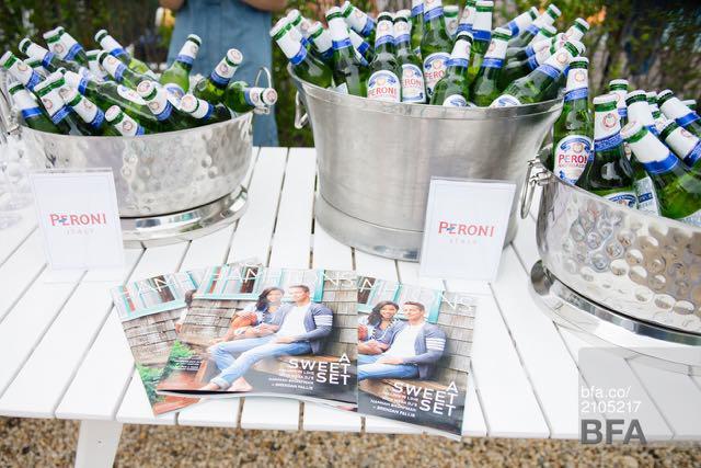 Hamptons Magazine Fetes Youth Issue Cover Stars Hannah Bronfman and Brendan Fallis