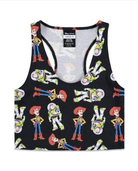 Forever 21 x Disney-Pixar Collection
