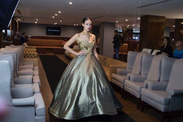 Domenico Vacca And Irina Shabayeva Bring Back The Luxury