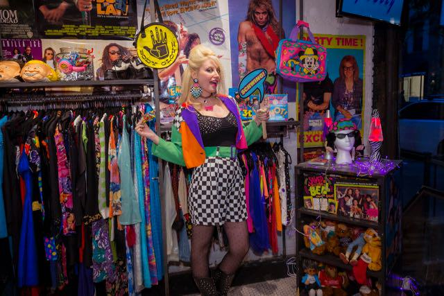 Spark Pretty Opens 90s Forever Vintage Pop Up Shop in NYC