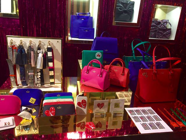 Kate Spade Makes A Mark For Holiday 2016