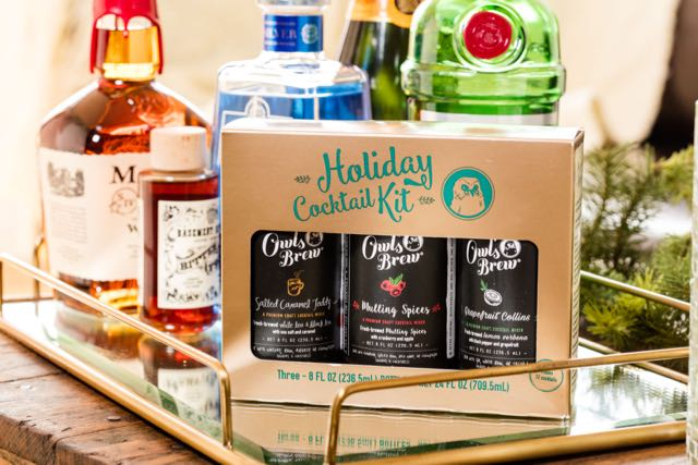 Holiday Gifts For Cocktail Lovers